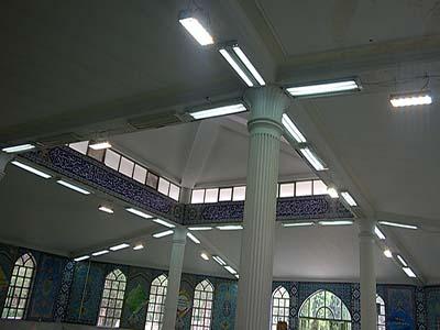 مسجد مجتمع تفریحی شهید بهشتی
